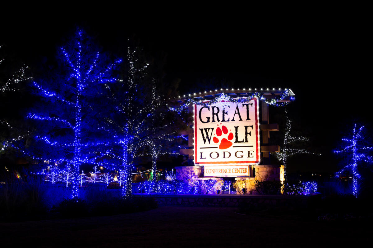 GWL Christmas Lights Roanoke