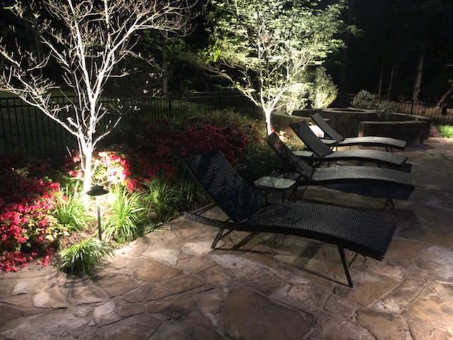 Landscape Lighting Roanoke