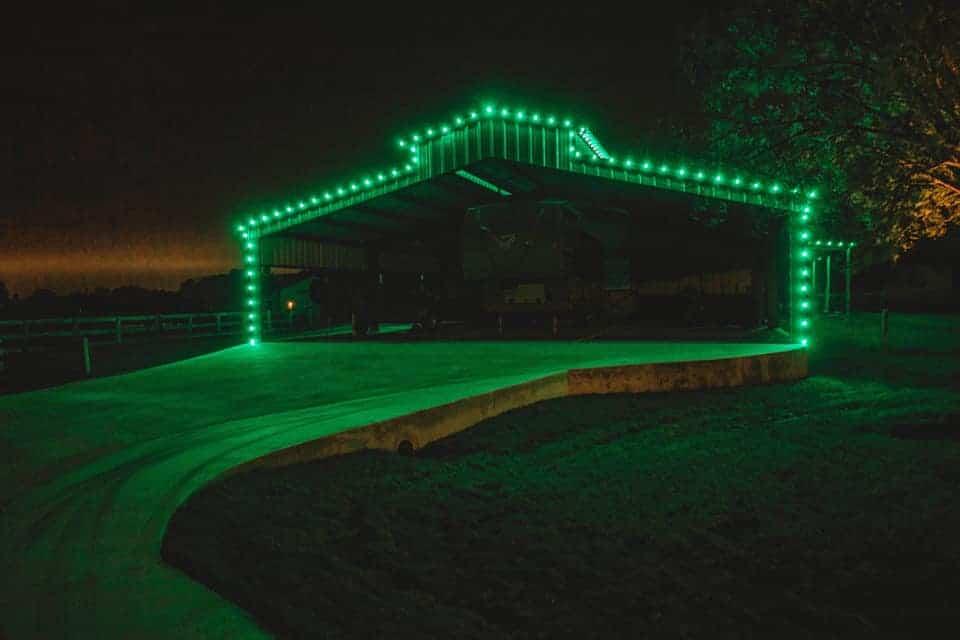 wifi controlled outdoor lights Roanoke TX 2